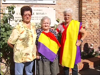 Homenaje a Las Trece Rosas