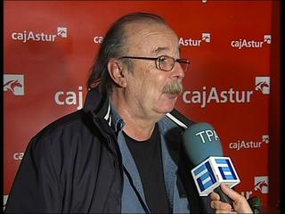 El escritor y periodista Juan Cueto
