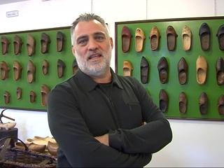 director del Museo Etnográfico de Grandas de Salime, Francisco Cuesta Toribio