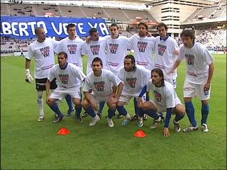 Jugadores del Real Oviedo