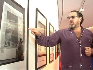Julian Schnabel, autor de 'Polaroids'