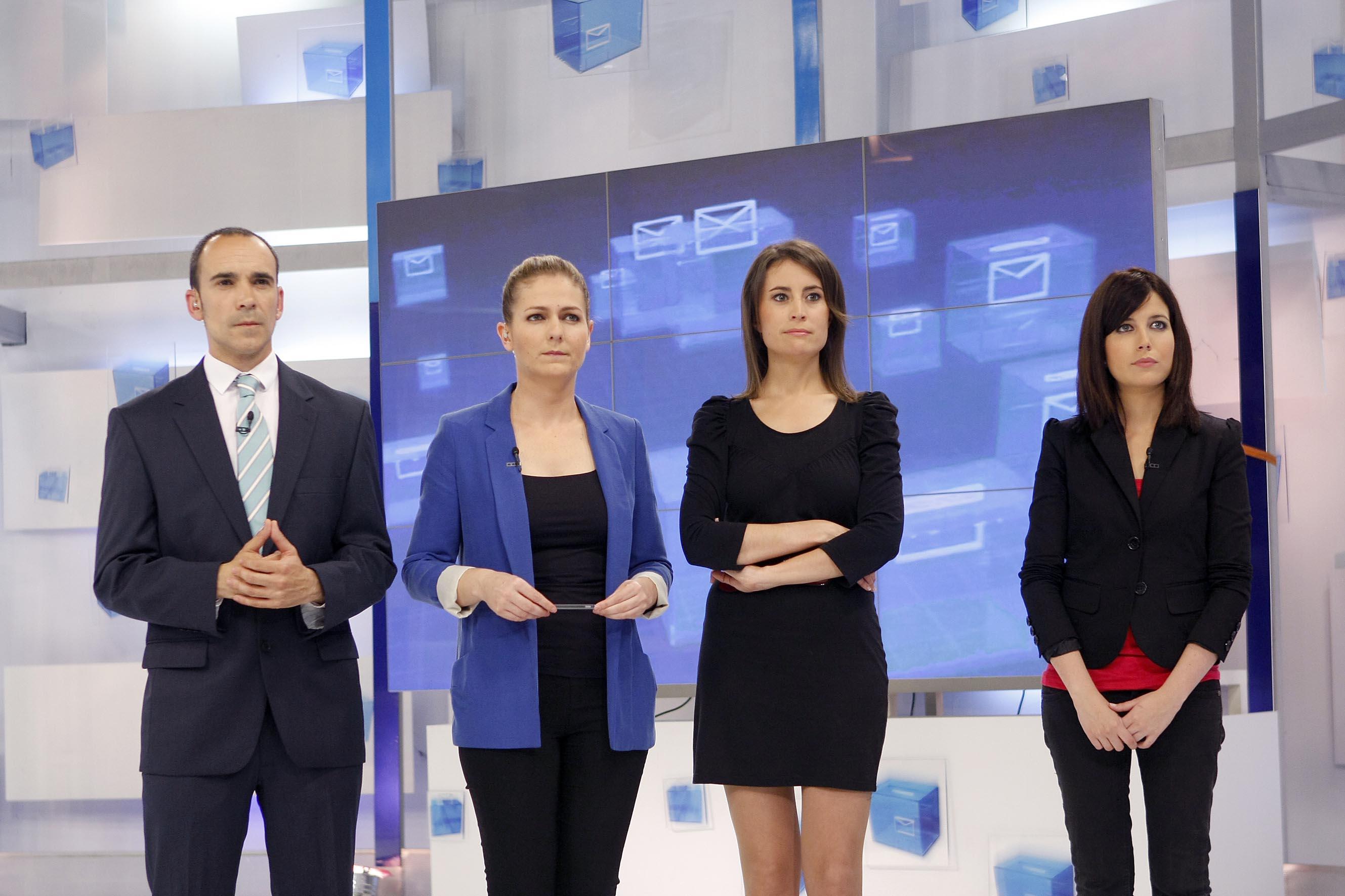 Presentadores de TPA Noticias