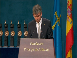 Arturo Álvarez-Buylla, Premio Príncipe de Investigación Científica y Técnica