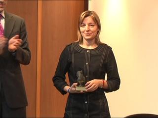 la directora asturiana Amanda Castro