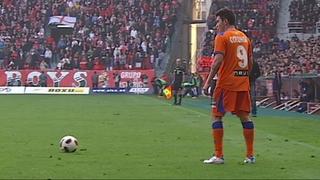 Colunga vuelve al Molinón para jugar en el Sporting.