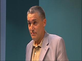 Manuel González Orviz, nuevo coordinador general de IU de Asturias