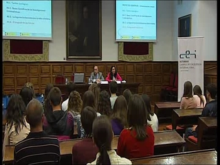 Inauguración del Campus Científicos de Verano de la Universidad de Oviedo
