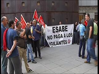 Trabajadores de ESABE