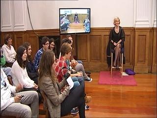 Encuentro en Oviedo con la filósofa Martha C. Nussbaum
