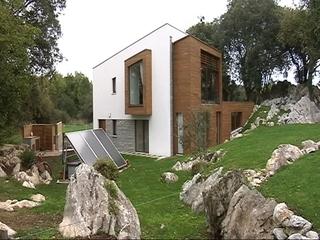 Casa 'pasiva' en Pría, Llanes