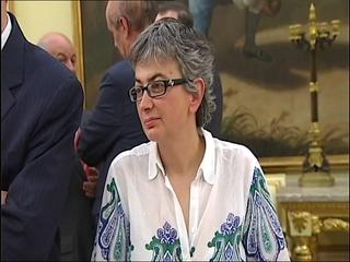 La consejería de Educación del Principado, Ana González