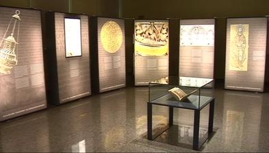 'A la luz del calixtino, el Códice de Santiago'