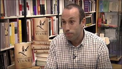 el escritor asturiano David López
