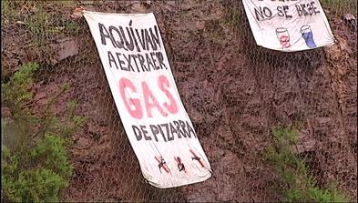 Contra el fracking