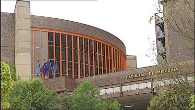 Facultad de Medicina de la Universidad de Oviedo.