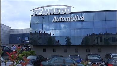 Fábrica de Tenneco en Gijón