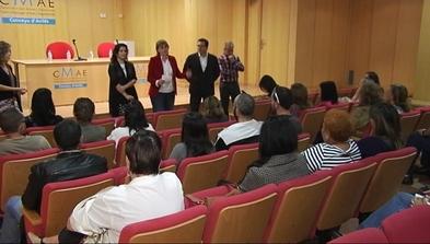 Recepción a los 79 trabajadores del Plan Local de Empleo