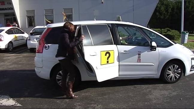 Nuevos taxis en Gijón