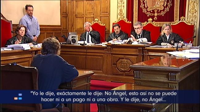Segunda sesión del juicio contra Ángel González y Roberto Moro