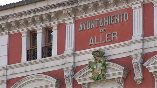 Resultado de imagen de Ayuntamiento de Aller
