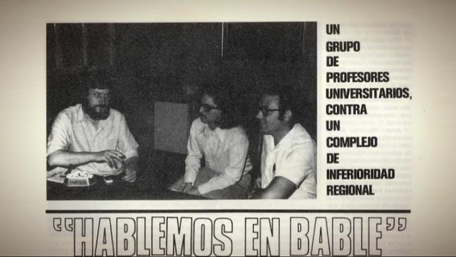 Se cumplen 40 años del nacimiento de 'Conceyu Bable'