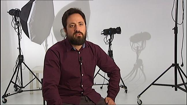 El fotógrafo asturiano, Yeray Menéndez