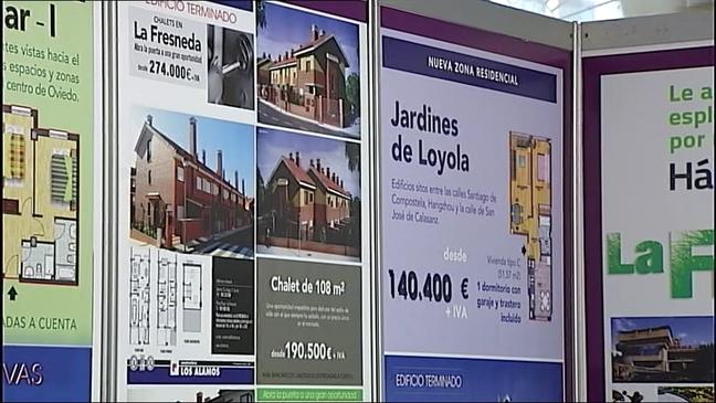Carteles de viviendas