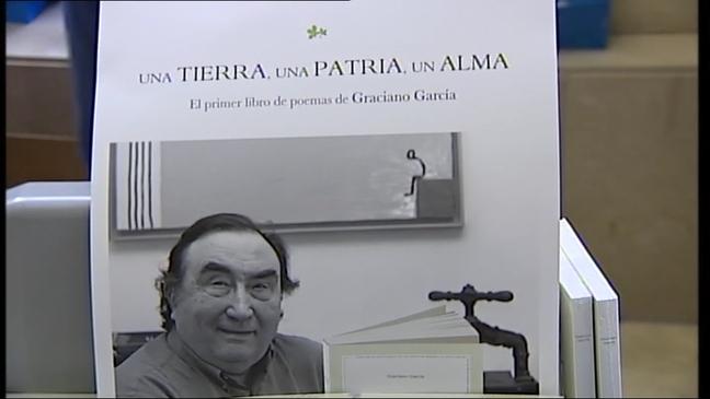 Poemario del director emérito de la Fundación Princesa de Asturias, Graciano García