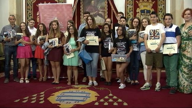 Premiados en III el Concurso Incubadora de Sondeos y Experimentos para Estudiantes
