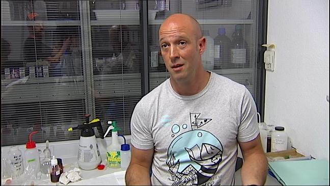 El investigador del Instituto Oceanográfico de Gijón, Ángel López-Urrutia