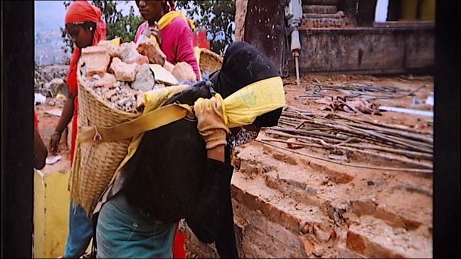 Una fotografía sobre la situación de las mujeres en Nepal