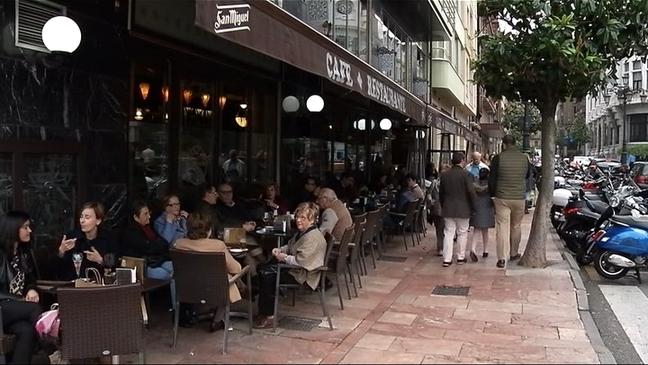 La Polémica Con Las Terrazas En Oviedo Sigue Encendida
