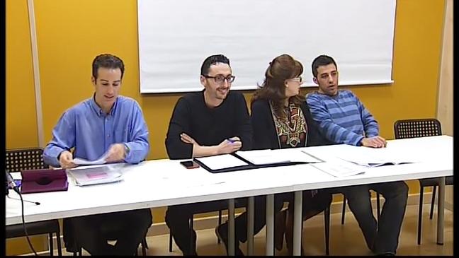 Miembros de la Asociación de Enfermería de Asturias