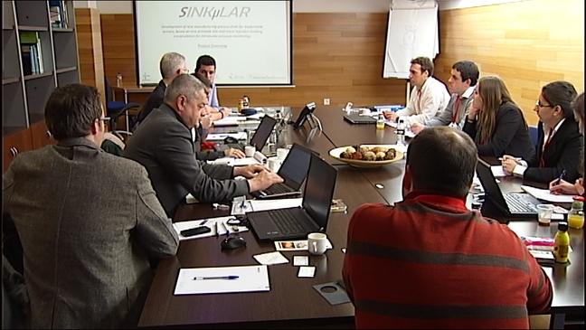 Reunión de Prodintec e Iturcemi