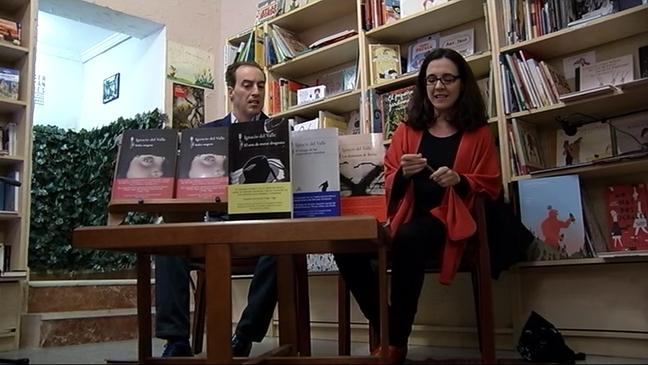 El asturiano Ignacio del Valle presenta 'Soles negros'