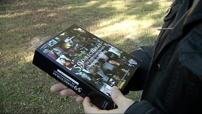 El libro '59 directoras de cortometrajes'