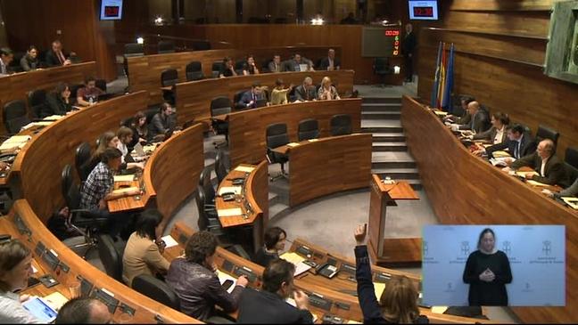 El parlamento asturiano rechaza la construcción de una planta incineradora