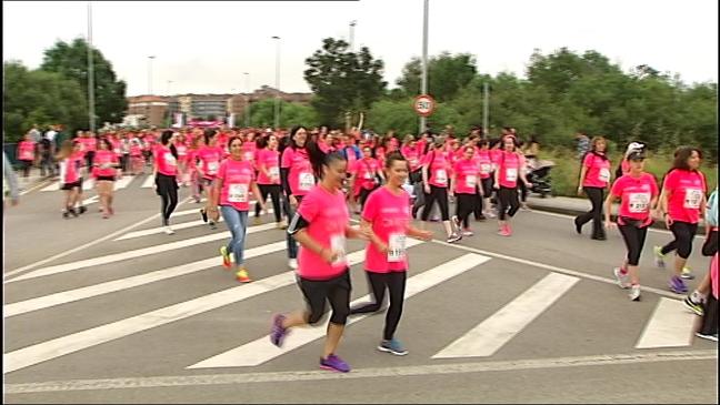 Paula González Gana La Carrera De La Mujer En Gijón Noticias Rtpa