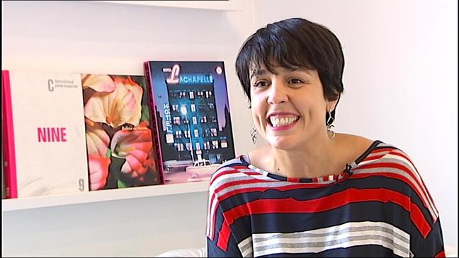 'Colorado', una muestra de Cristina López-Dóriga