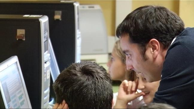 Alrededor de 1.700 alumnos participan en 'La hora del código'