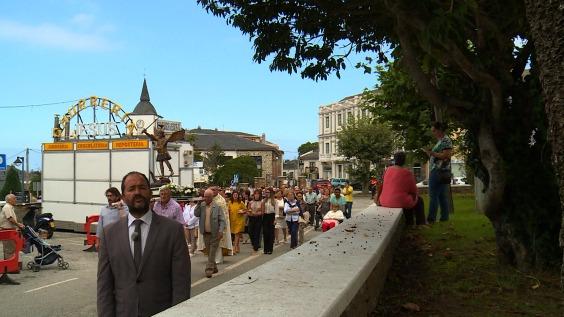 De folixa en folixa. Fiestas en Honor a San Miguel, La Caridad