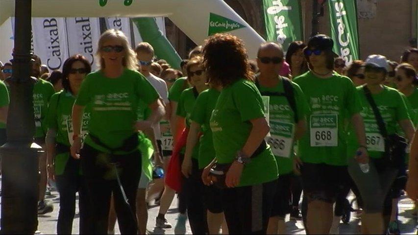 Récord De Participación En La Carrera Contra El Cáncer En Oviedo Noticias Rtpa