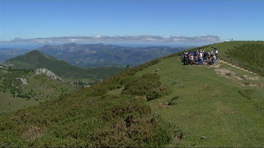 Excursión científica a los Lagos de Covadonga