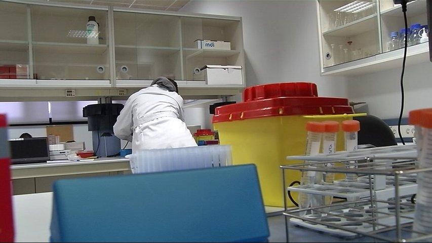 Laboratorio del Vivero de Ciencias de la Salud de Oviedo
