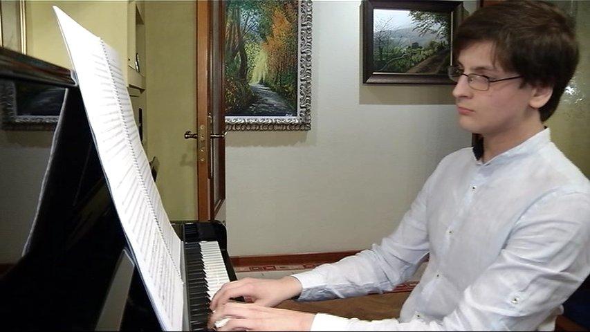 El compositor Gabriel Ordás