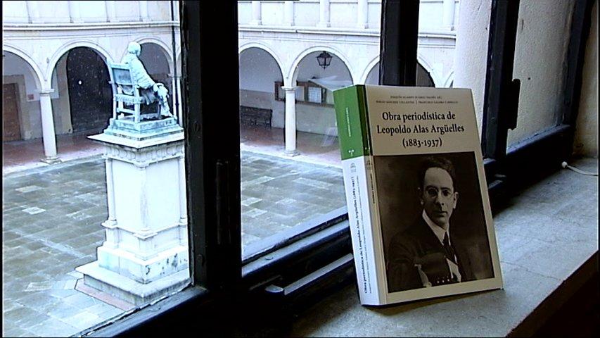 Artículos recuperan y descubren la figura del rector Leopoldo Alas Argüelles