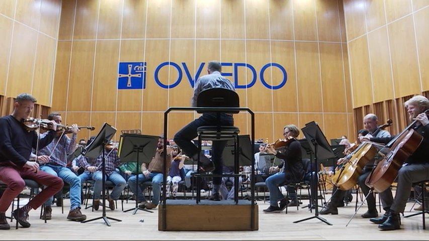 La OSPA estrena en Avilés Onírico, del asturiano Gabriel Ordás