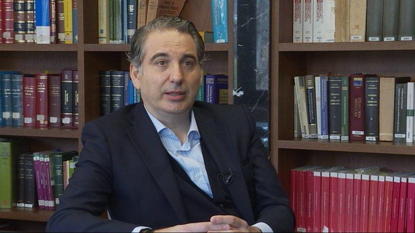 El presidente de Ontier confía en que Duro Felguera salga reforzado de su crisis