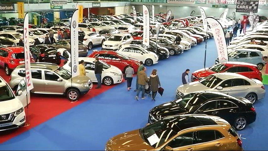 Cada vez más compradores se deciden por el vehículo de ocasión