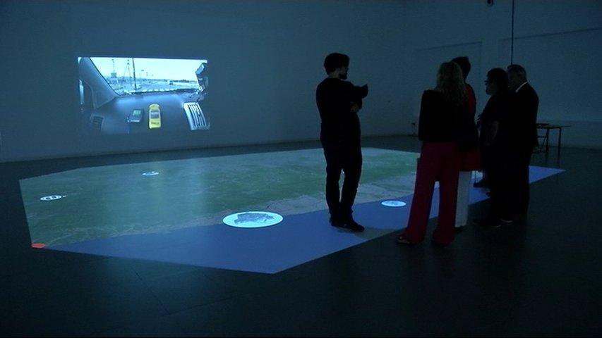 Muestra de La Zona en LABoral Centro de Arte